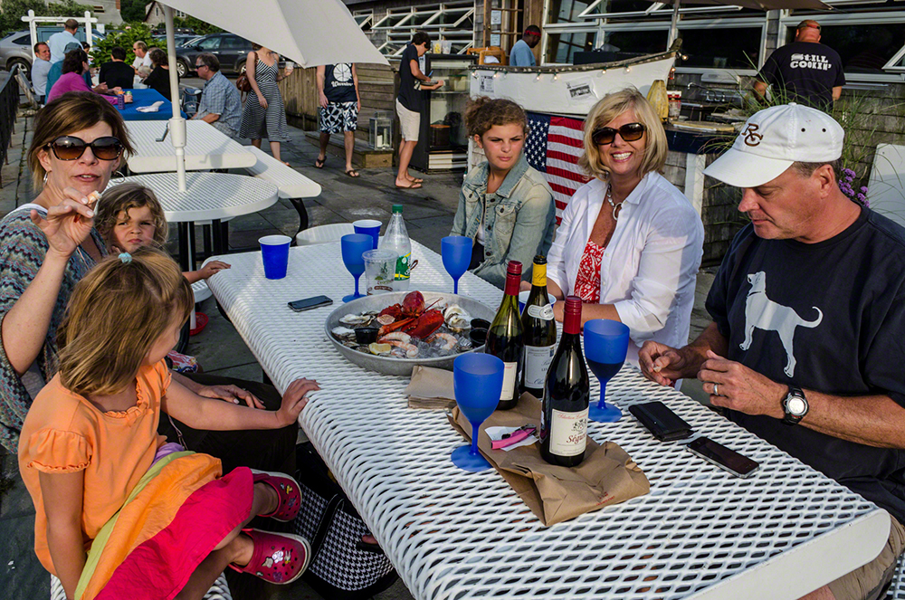 Vineyard Bucket List: Menemsha Sunset And Picnic