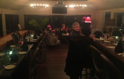 Bar & Lounge At La Soffitta Martha's Vineyard Italian Restaurant