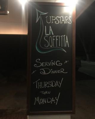 Martha's Vineyard Italian Restaurants La Soffitta Vineyard Haven Dining