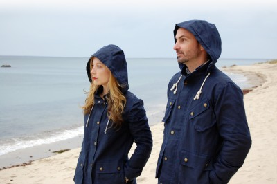 Downeaster Jackets Lifestyle Fashion Designer Lauren Morgan Inspired By Martha's Vineyard & New England