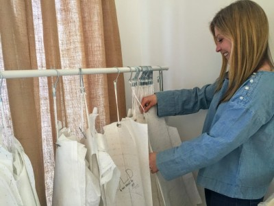 Martha's Vineyard Fashion Designer Lauren Morgan