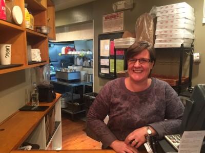 Oak Bluffs Restaurant Slice of Life Owners Jennifer and Peter Smyth