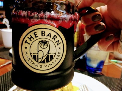 Martha's Vineyard Breakfast Restaurants: The Barn Oak Bluffs Dining