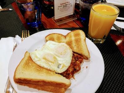 Oak Bluffs Breakfast Restaurants Eggs & Hash At The Barn Bistro Restaurant Martha's Vineyard