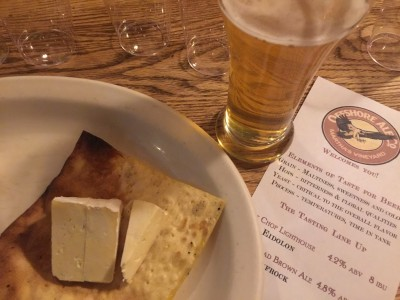 Offshore Ale Beer And Cheese Pairing Event Martha's Vineyard
