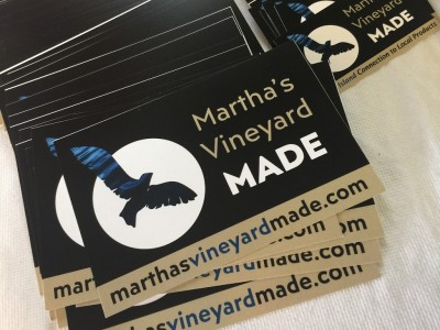 Martha's Vineyard Made Trade Show ocal artists and food purveyors