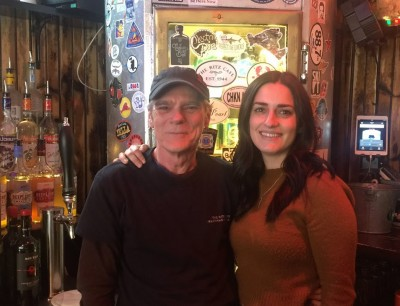 The Ritz Manager Kelly Feirtag Oversees The New Ritz Dive Bar Oak Bluffs