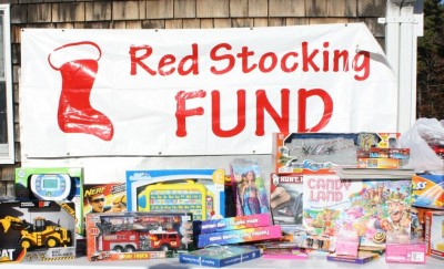 Martha's Vineyard Big Chili Contest Fundraiser Benefits Red Stocking Fund