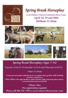 Community Horse Center Martha's Vineyard Family Fun Staycation