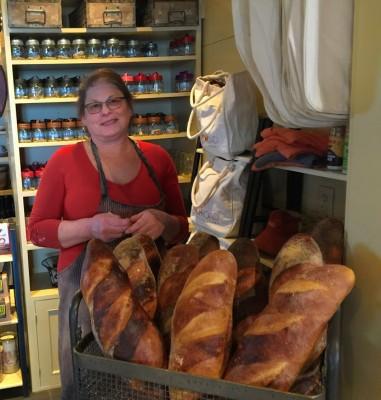 Beach Road Restaurant Baker Leslie Hewson French Baked Bread Vineyard Haven