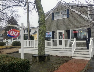 Martha's Vineyard Dairy Queen New Owner Opens DQ For Season April 5th 2018