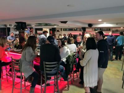 The cardboard box Restaurant Opens Martha's Vineyard