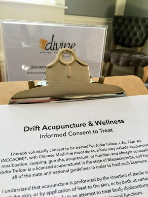 Martha's Vineyard Acupuncture: Drift Acupuncture & Wellness Edgartown Divine Spa