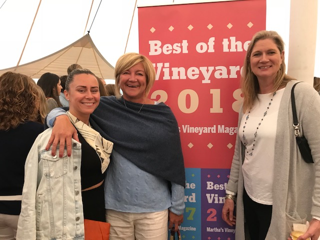 Best Of The Vineyard Award Names Point B Realty Best Real Estate Company On Martha's Vineyard
