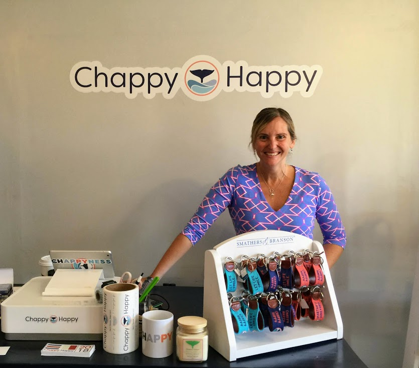 Chappy Happy Store On Martha's Vineyard
