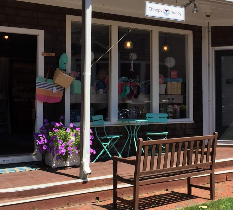 Chappy Happy Store Edgartown Martha's Vineyard Lifestyle Store