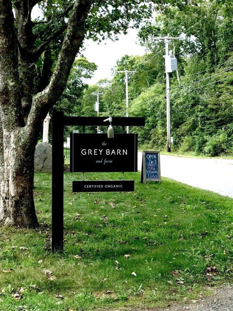 Martha's Vineyard Farm Tours Grey Barn Farm Chilmark