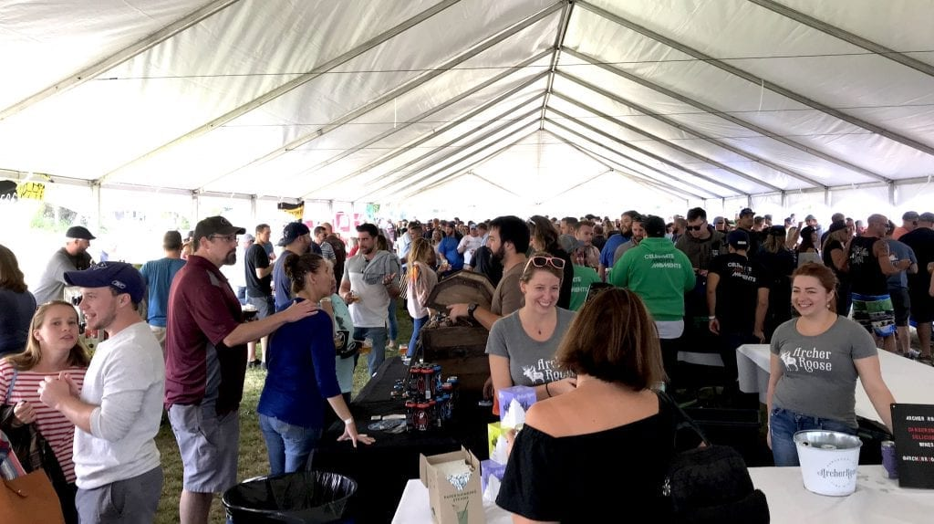Martha's Vineyard CRaft Beer Festival 150 Beers 50 Breweries Oak Bluffs