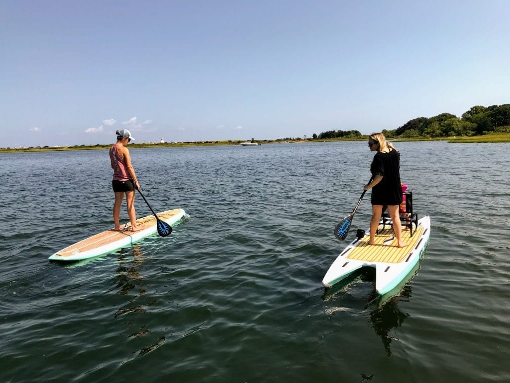 The Revelry Martha's Vineyard Paddle Board Tours Edgartown