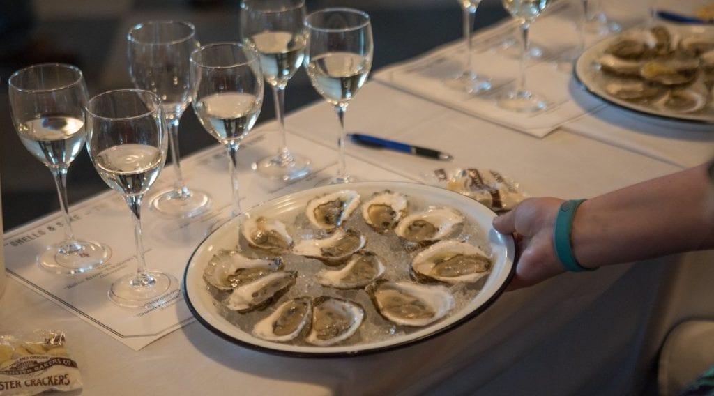 Bubbles & Shellfish Martha's Vineyard Food & Wine Festival