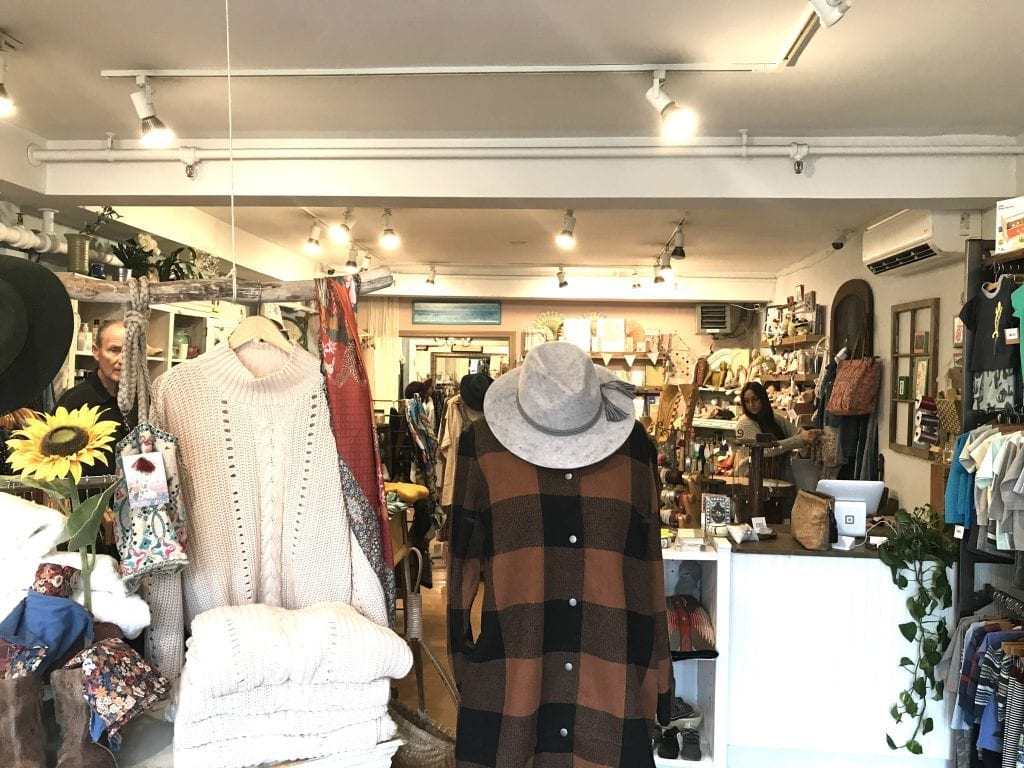 Martha's Vineyard Shop Citrine Vineyard Haven