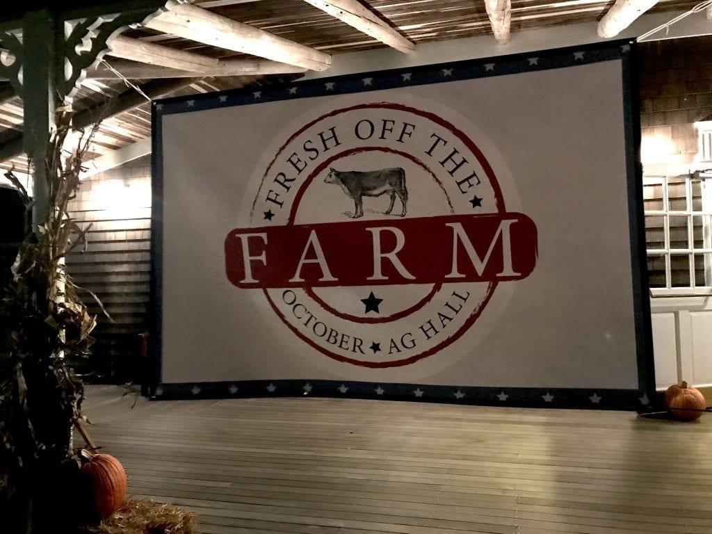 Fresh Off The Farm Wine & Food Event Martha's Vineyard Food & Wine Festival