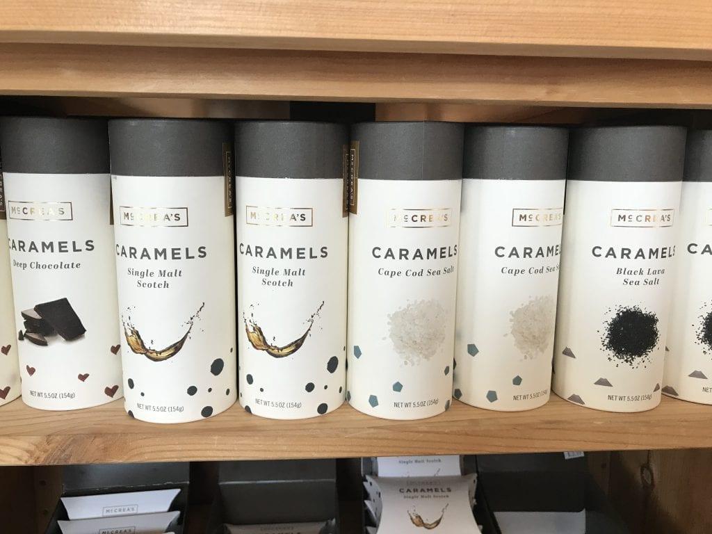 Mc Crea's Caramels Le Roux Vineyard Haven