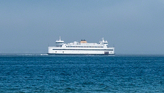 Summer Car Ferry Reservations - Steamship Authority Go On Sale January 22, 2019 to Martha's Vineyard