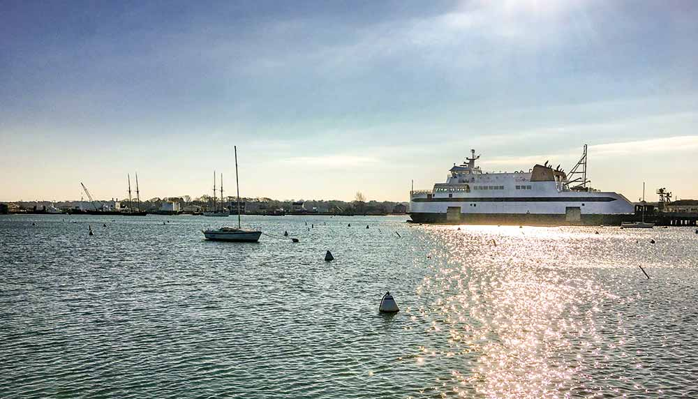 Martha's Vineyard Ferry Reservations - Steamship Authority Tickets Go On Sale Tuesday Morning at 5 AM