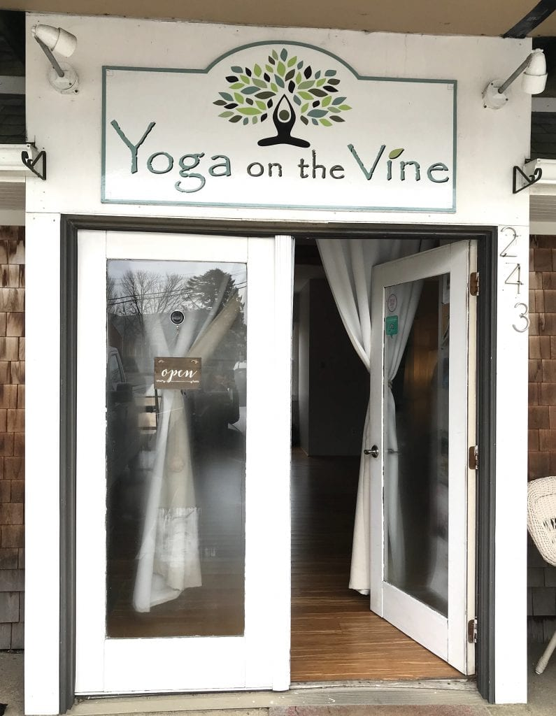 Boxing On Martha's Vineyard - Boxing MV classes in Edgartown At Yoga On The Vine