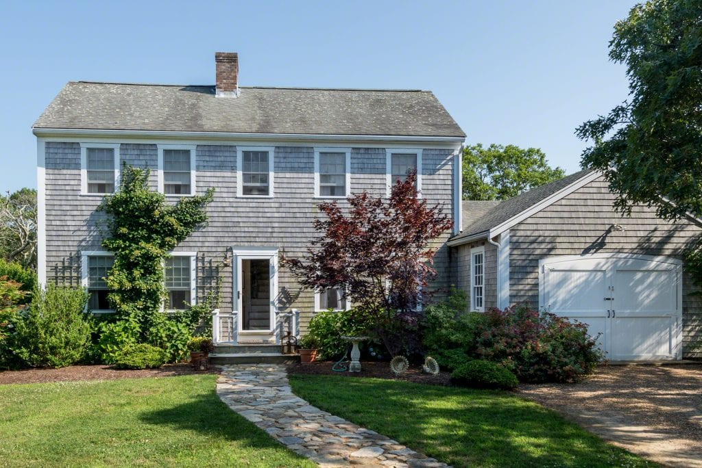 What's Your Home Worth On Martha's Vineyard? How A Real Estate Professional Can Help Guide You Thru The Pricing Process - Homes for sale - Beautiful home on Chappy. Point B Realty