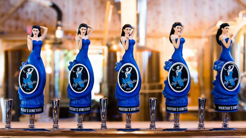 Bad Martha Beer Edgartown Martha's Vineyard Top 5 Things To Do On Martha's Vineyard