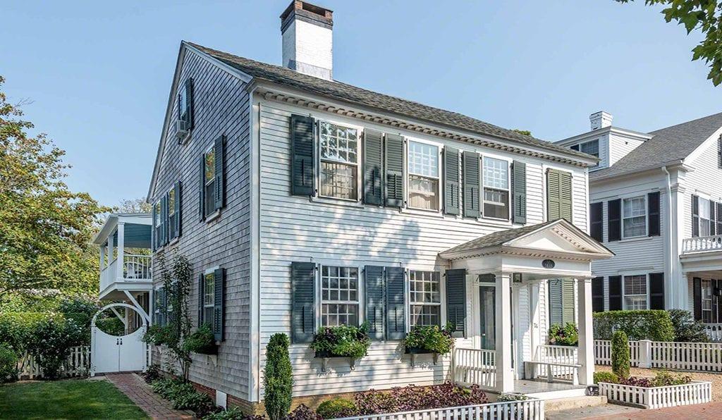 74 North Water Street Edgartown Martha's Vineyard for sale 2019