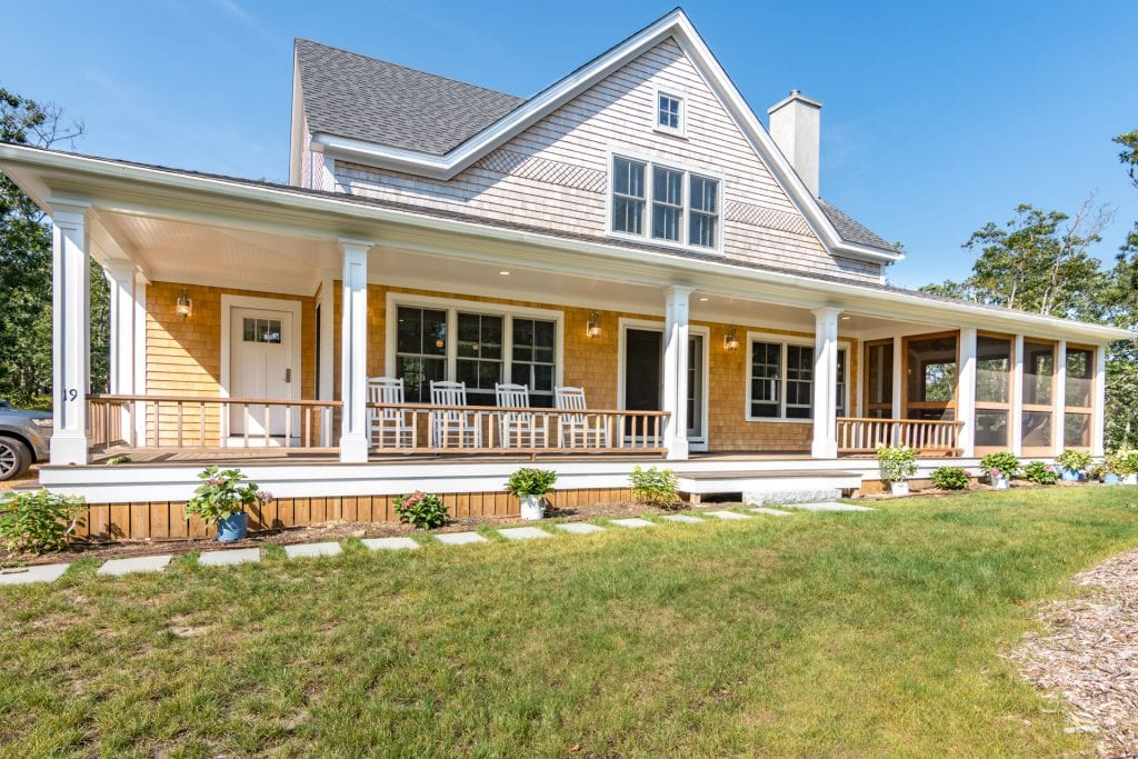 July Rental Special Oak Bluffs Martha's Vineyard Exclusive Point B Realty