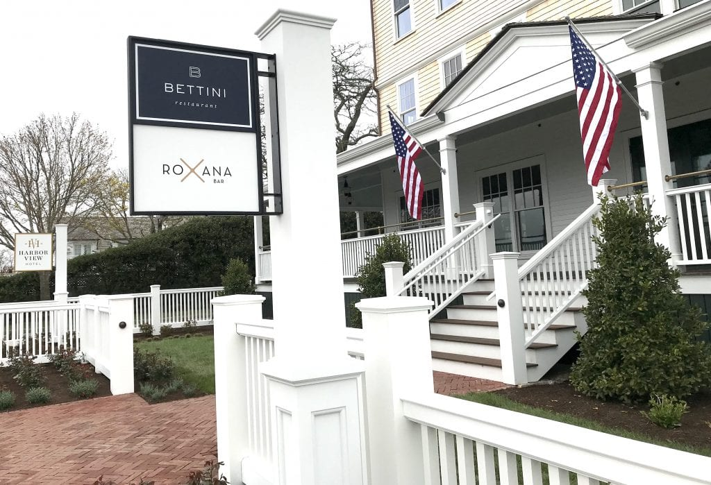 New Roxana Bar At Harbor View Hotel Opens In Edgartownel