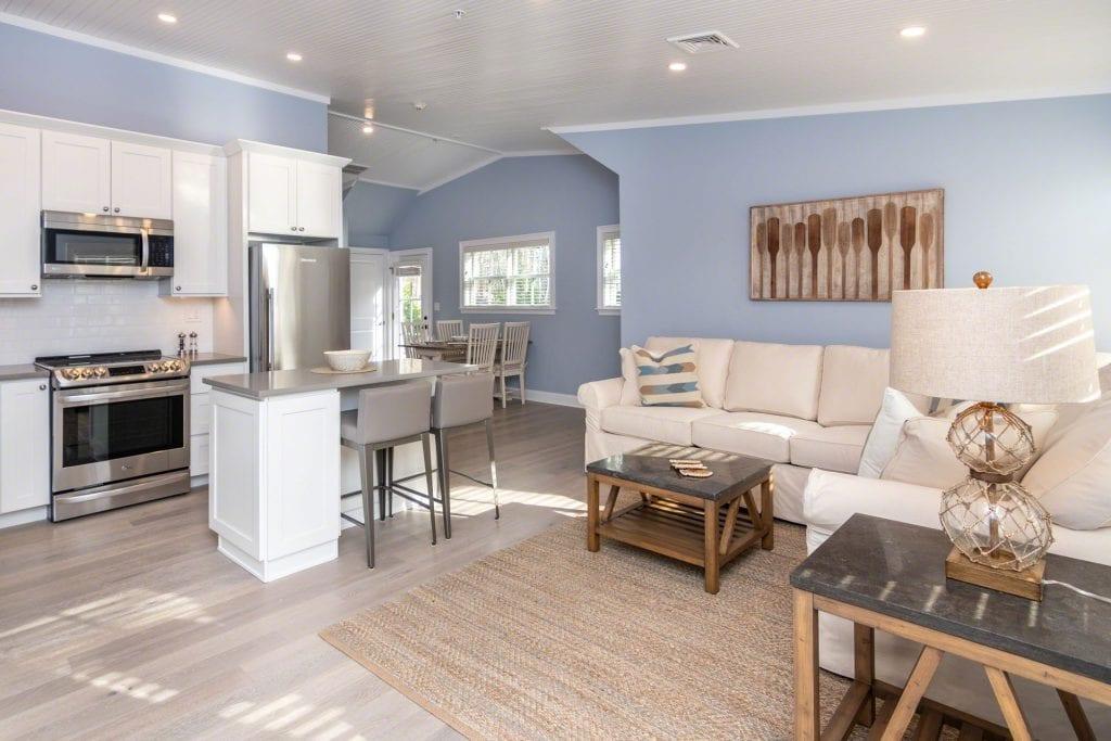 Mariners Landing luxury vacation rental condos unit 8