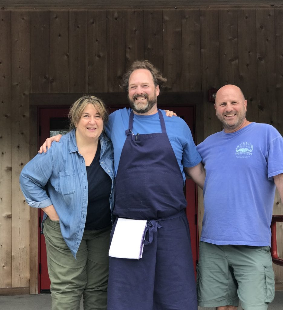 Katama General Store New Chef Charlie Granquist Martha's Vineyard Dining And To Go