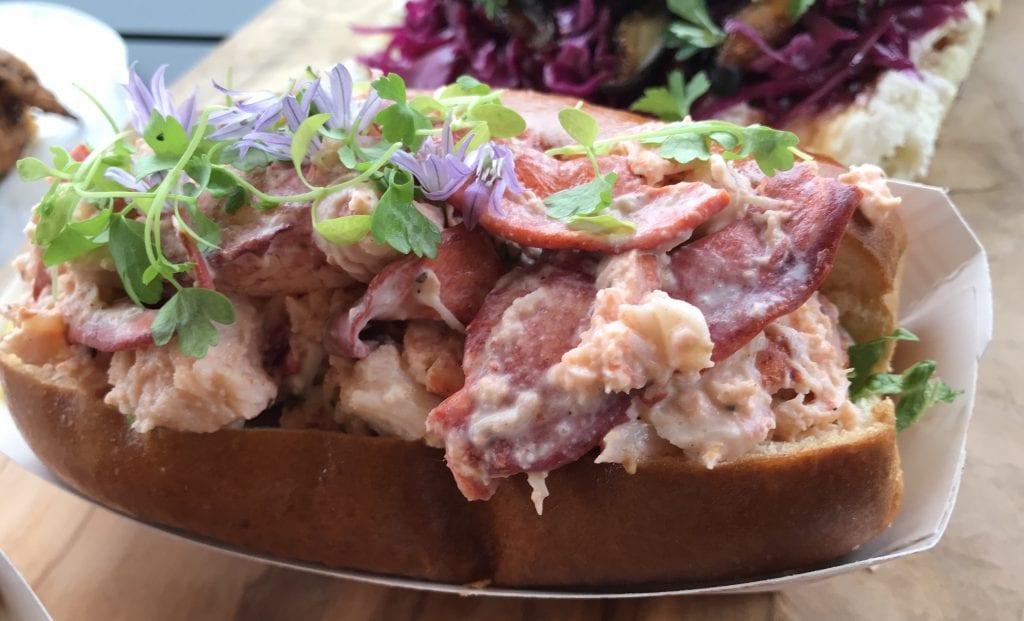 Lobster Rolls As served At Katama General Store martha's Vineyard Gourmet To Go