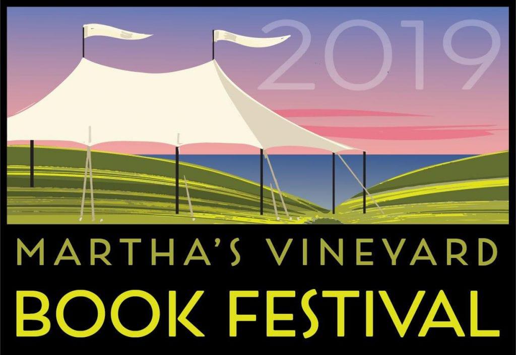 MV Book Festival Martha's Vineyard Chelsea Handler Seth Myers