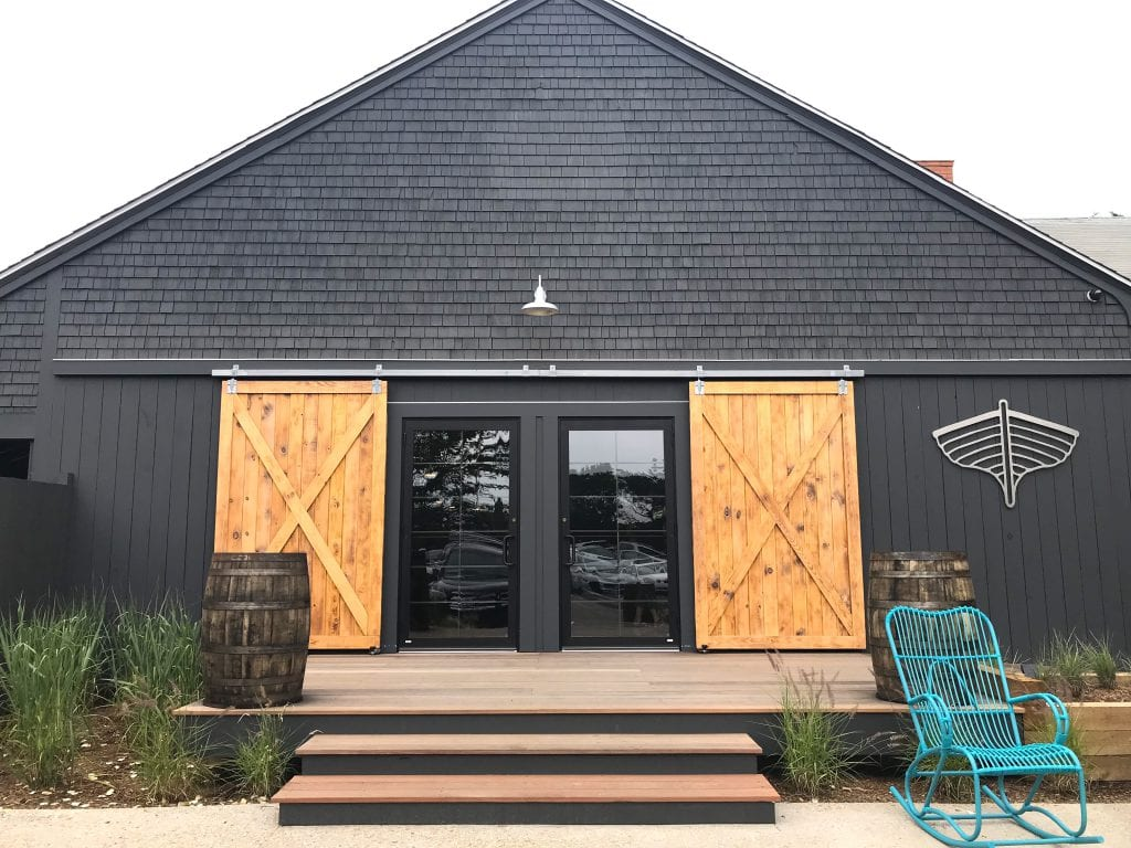 Martha's Vineyard New Restaurant Nomans Opens In Oak Bluffs at the Island Inn