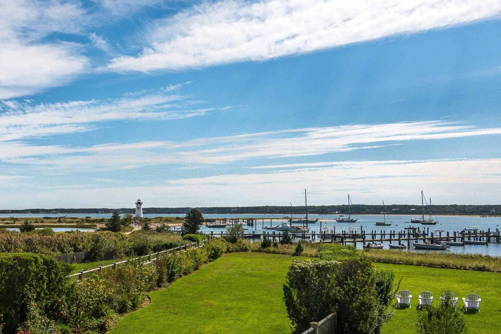 Martha's Vineyard Exclusive listing Edgartown Real Estate luxury For sale Second Home
