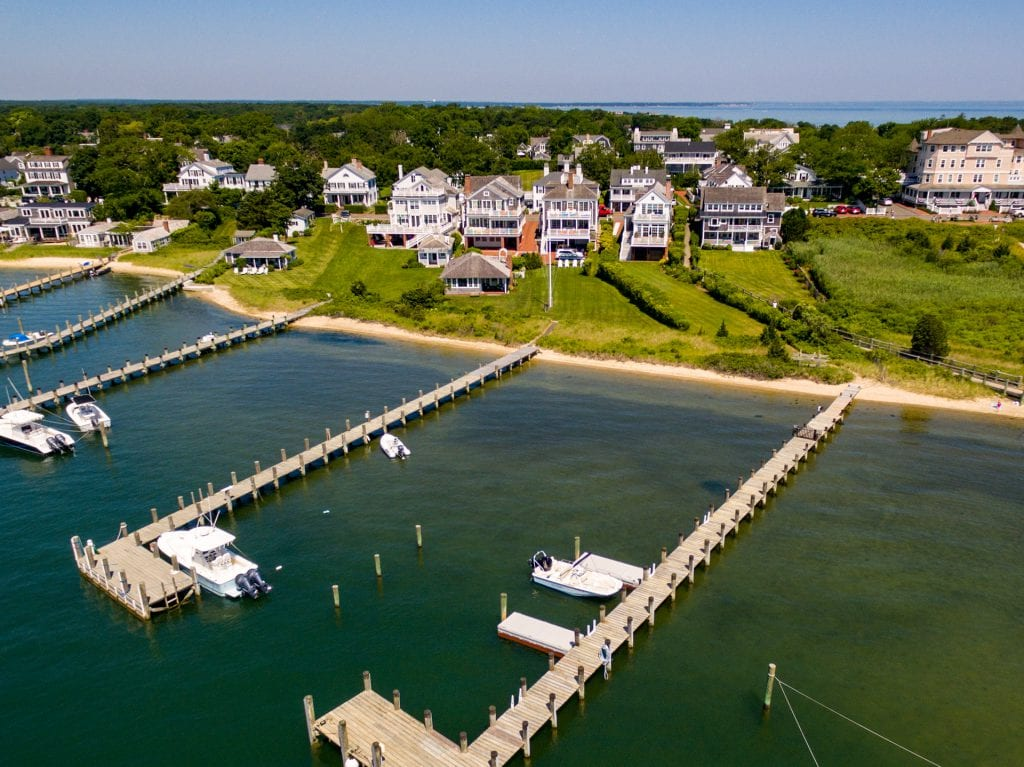 Martha's Vineyard Harborfront Home With Deep Water Dock Offered Exclusively By Point B Realty 117 North Water Street Edgartown MA 02539