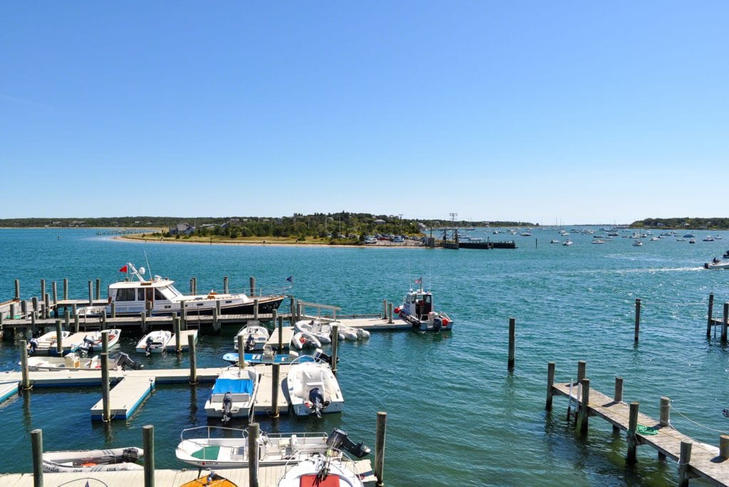 Edgartown Harbor View 2 and 4 Morse Street Edgartown MA 02539 Martha's Vineyard Waterfront Compound Includes Dock Slip