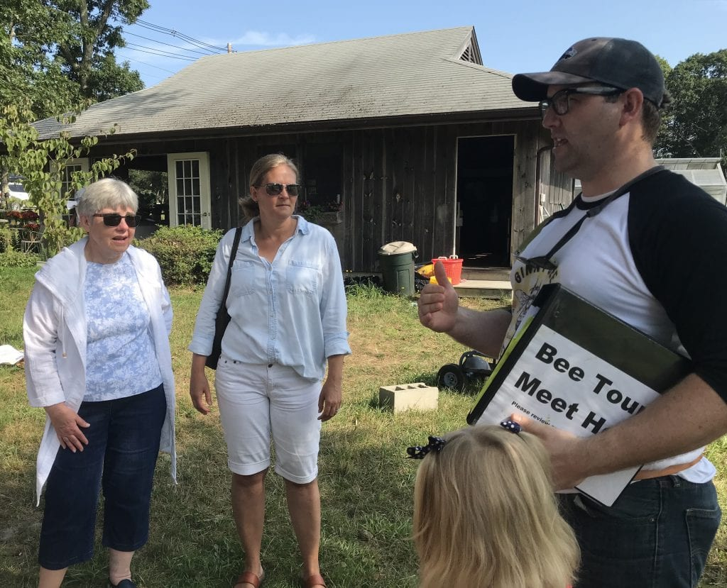 Martha's Vineyard Ginny Bee Honey Farms Oak Bluffs