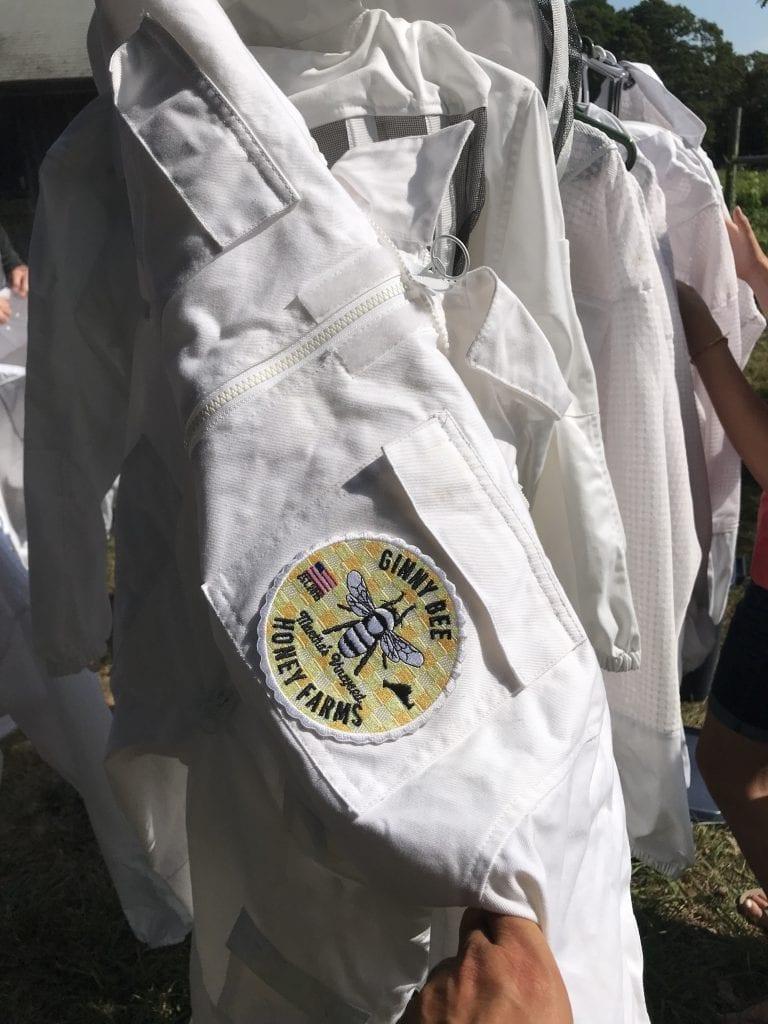 Martha's Vineyard Ginny Bee Honey Farms Oak Bluffs Beekeeping