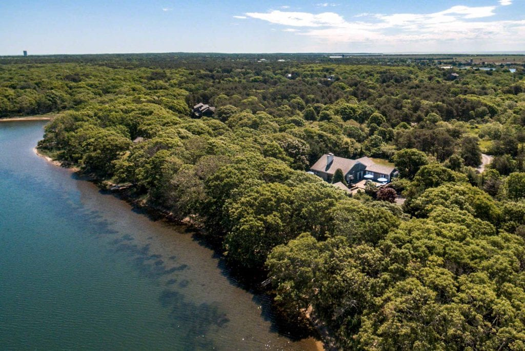When The Obamas Buy The House Across The Street - 82 Turkeyland Cove Road Edgartown MA 02539 Martha's Vineyard Home For Sale Across The Street From The Obama's New Vineyard Summer Home