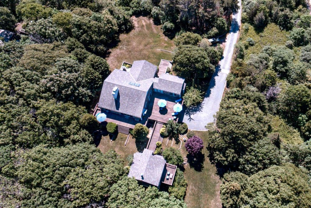 82 Turkeyland Cove Edgartown MA 02539 Martha's Vineyard Waterfront Compound For Sale By Point B Realty - The Obamas Are Buying Home Across The Street