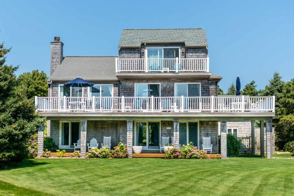 Labor Day Weekend Open Houses In Edgartown - Monday 11 Plains Head Road Edgartown MA 02539 Martha's Vineyard Point B Realty Exclusive Listing