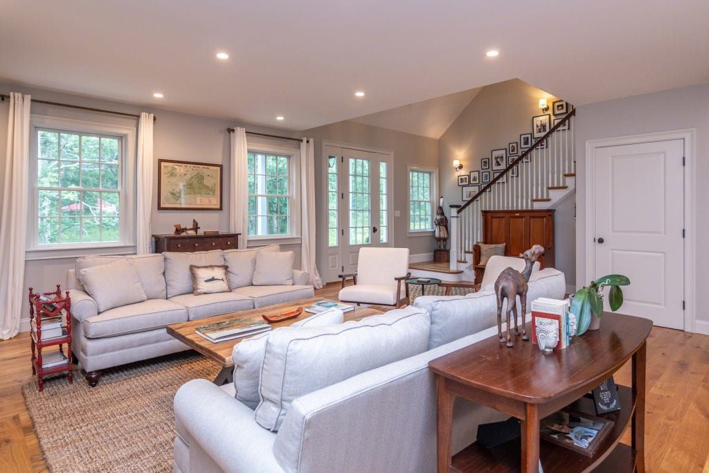 14 North Bog Road Edgartown MA Point B Realty Open House