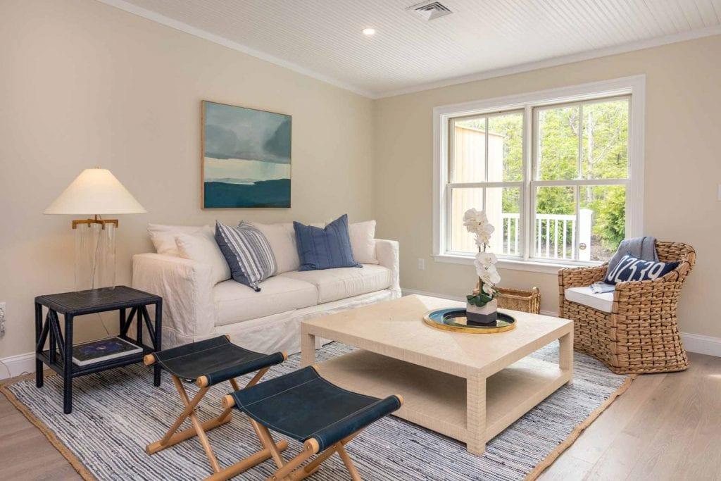 One Mariners Landing Edgartown MA New Luxury Condos Point B Realty Open House Martha's Vineyard
